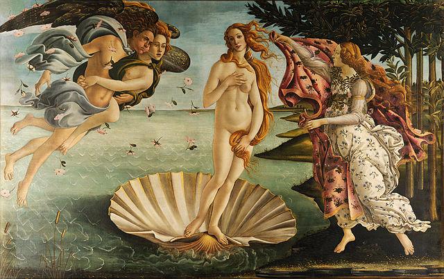 Botticelli_-_La_nascita_di_Venere