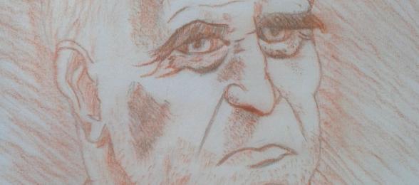 Leonardo da Vinci without a beard