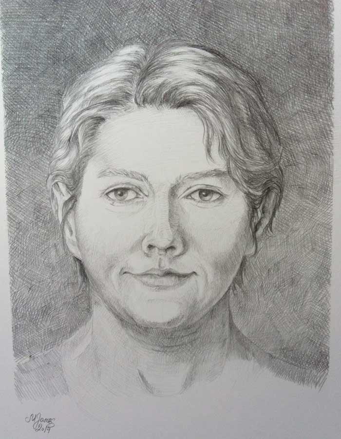 Portraits by Malvina James