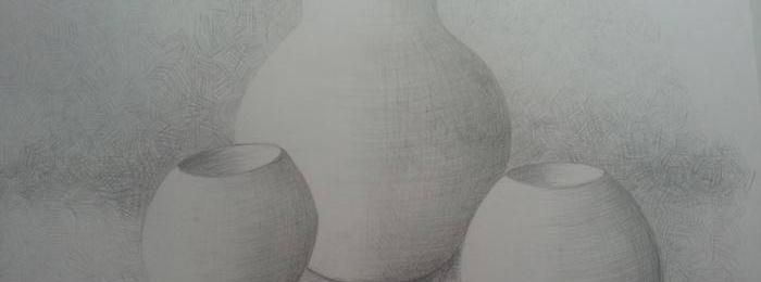 I was afraid to draw!