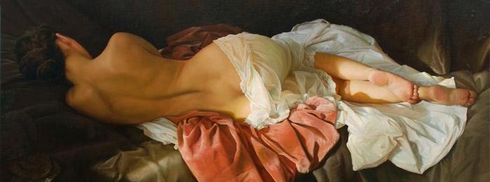 Serge Marshennikov – Female Beauty Painter