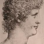 Leonardo da Vinci's pupil - Salai
