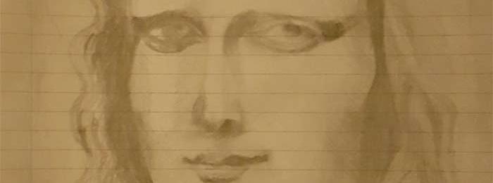 Copy of Mona Lisa by Peter Wang