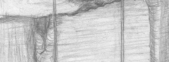 Drawing by Diógenes Bastidas