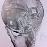 Artwork by Elione Silves Fernandes