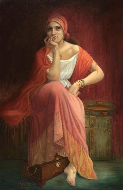 Paulette Gautier Classical Realism