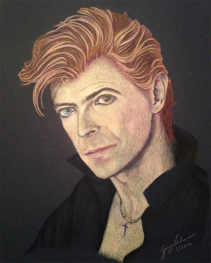 Artwork by Ginger Buchanan