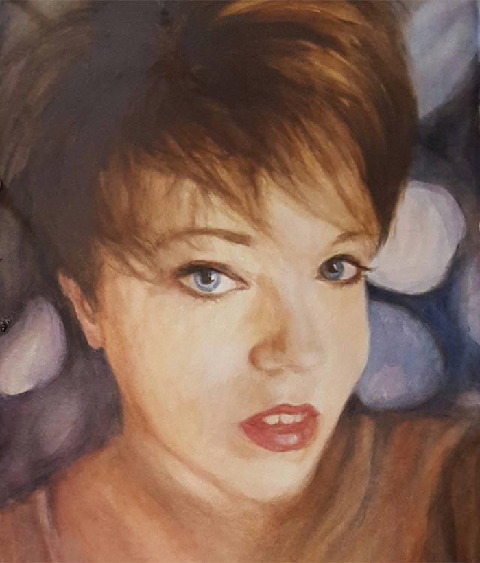 Artwork by Linda Duckworth
