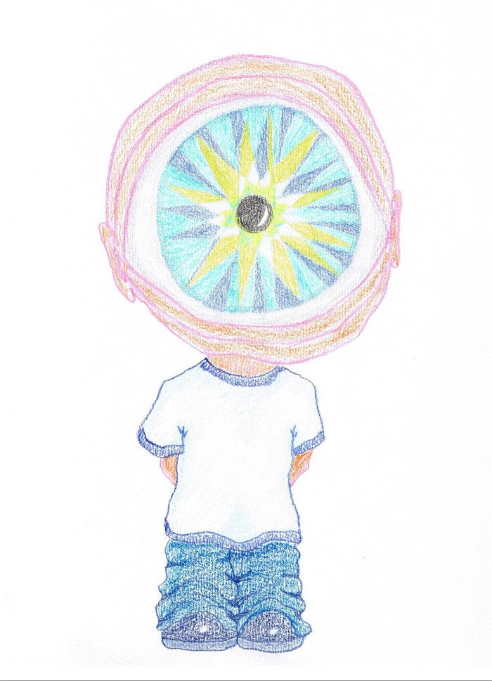 Artwork by Sharon Farley