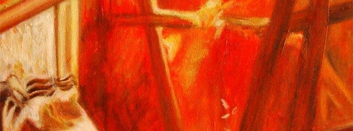 Painting by Rowena Tam