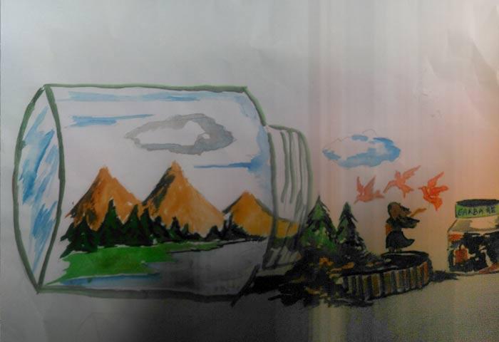 Artwork by Ienba