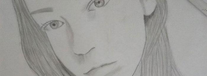 Drawing by Dana