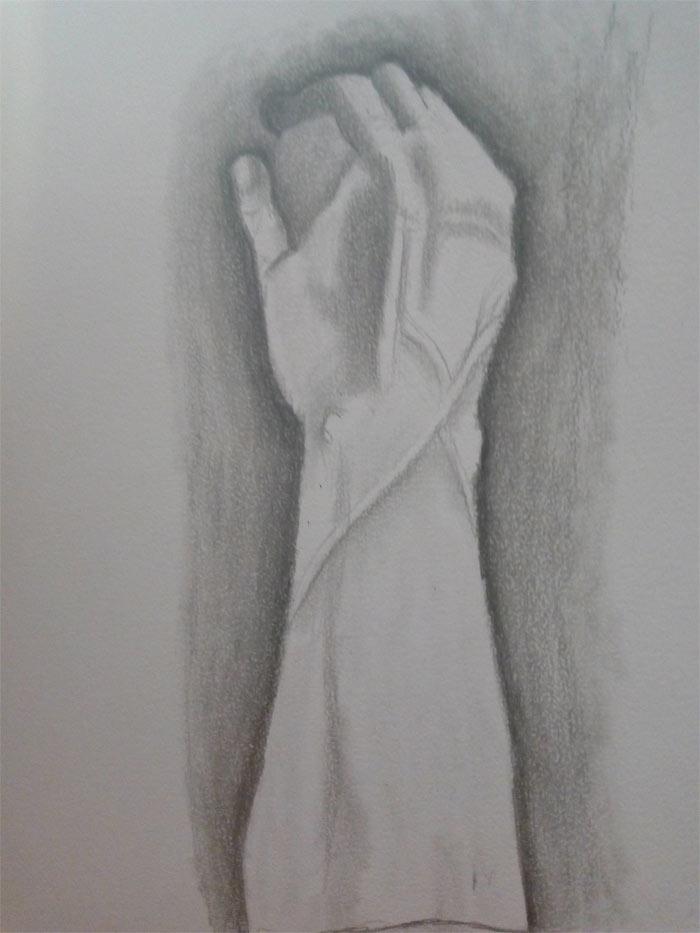 Drawing by Mazen Salah