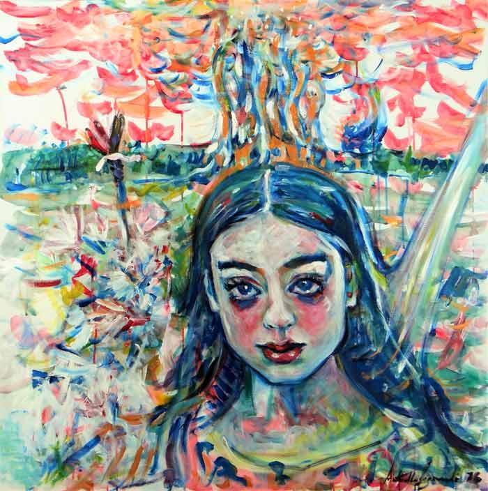 Artwork by Antonella Sigismondi