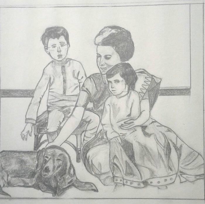 Artwork by Lalit Kakde