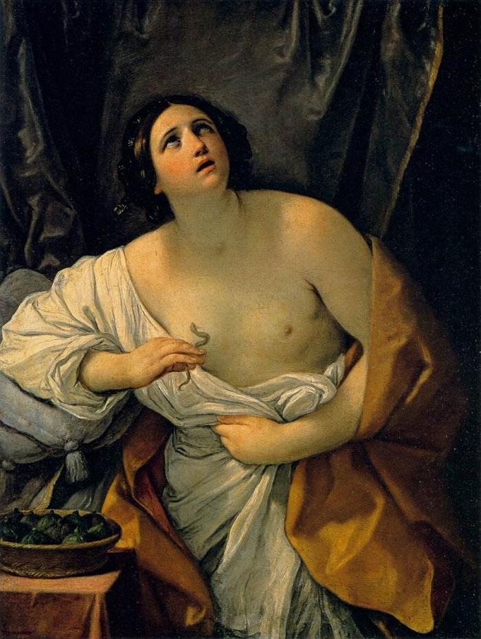 Guido-Reni_Cleopatra