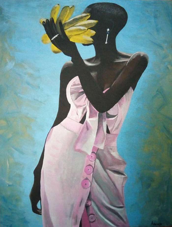 Artwork by Antoinette Apondi