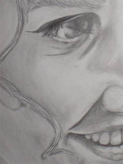 Drawing by Samantha McBay
