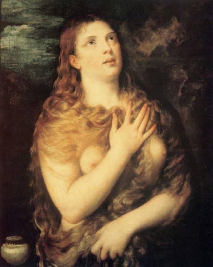 Mary Magdalene in art