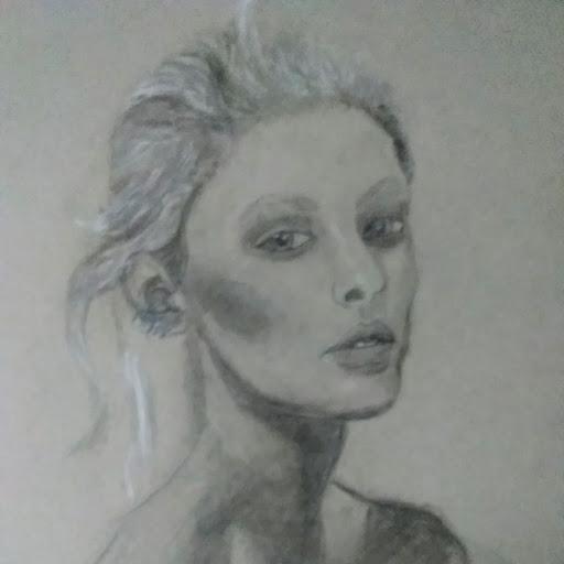 Artwork by Nancy Sanders