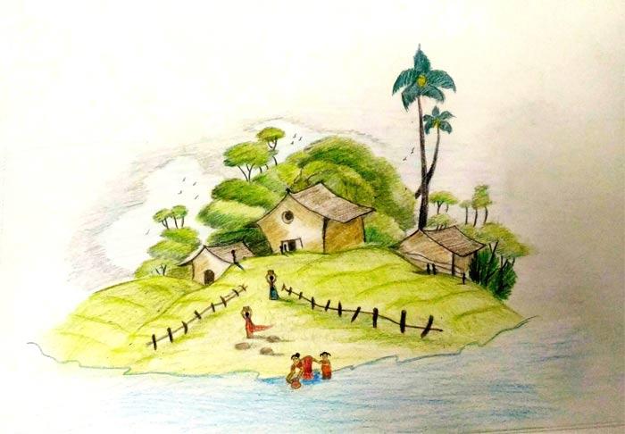 Artwork by Keerthi Priya Akkinapuram