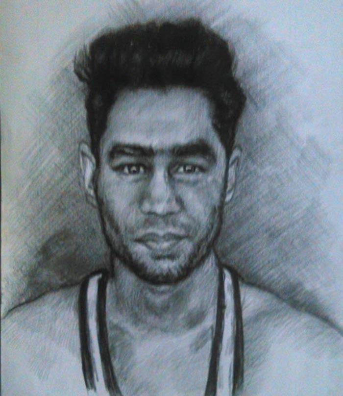 Drawing by Faraz