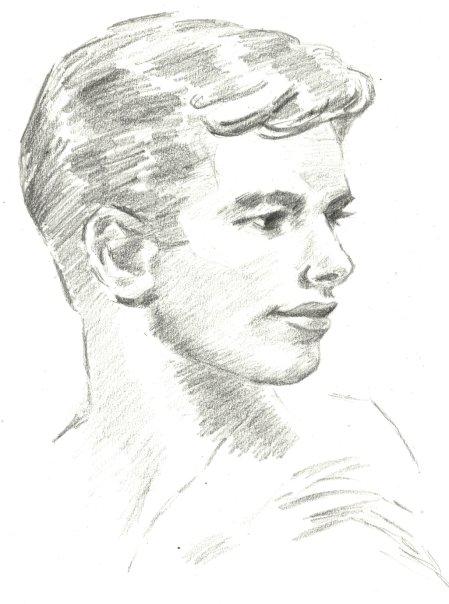 Drawing by Estefanía Alejandra Vega