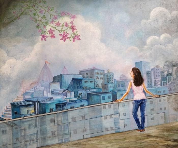 Artwork by Manjary Pant