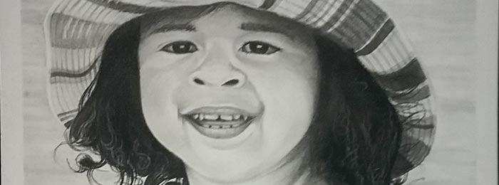 Drawing by James Amidon