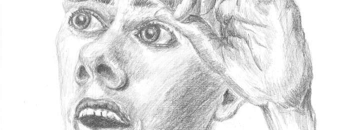 Drawing by Pablo Thomas Mora