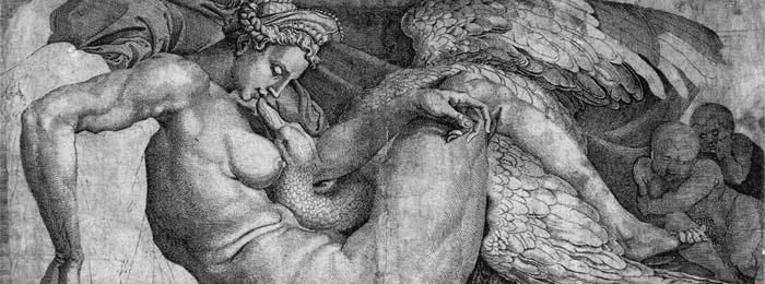 Leda, the swans and the Italian Renaissance