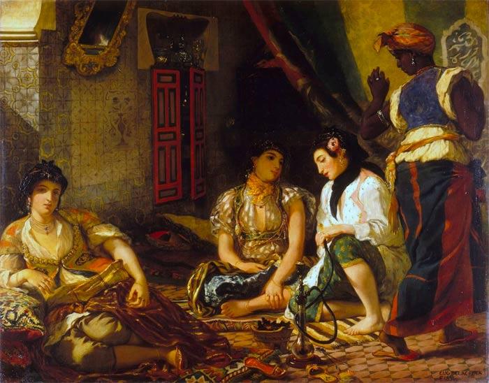 Delacroix-ever-the-Romantic