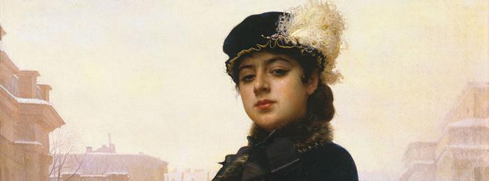 Ivan Nikolaevich Kramskoy – Portrait Painter