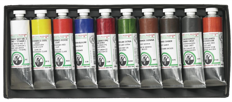 Blick Oil Paint