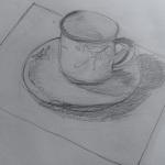 Drawing by Svetlana