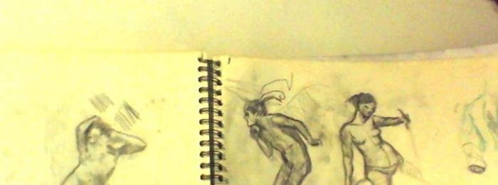 Drawings by Nadir