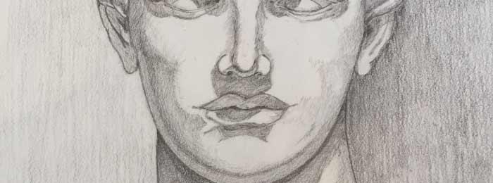 Classical portrait