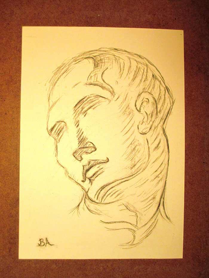 Artwork by Bolivar Chagas