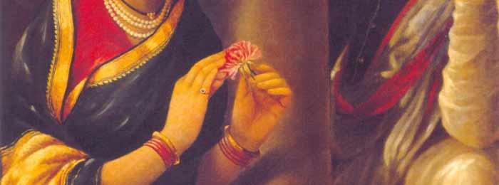 RAJA RAVI VERMA – The best realistic painter of India