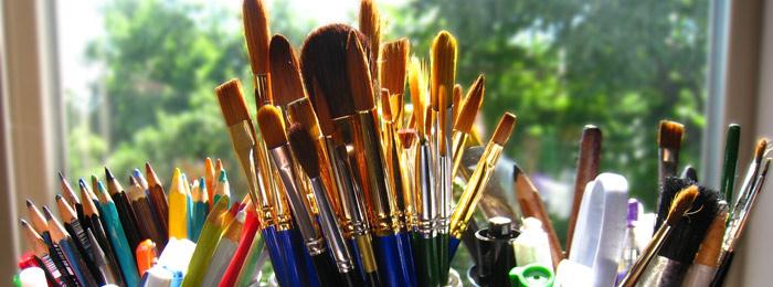 Art Materials vs Art Skills