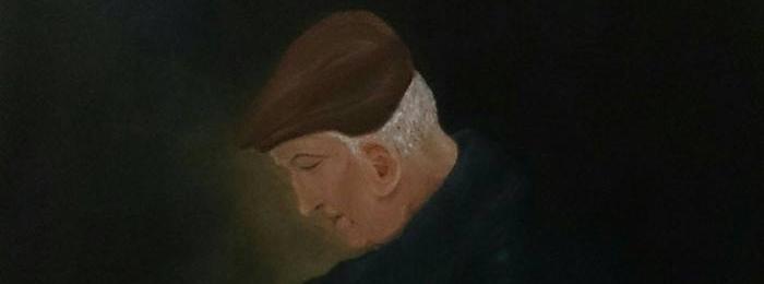 Painting by Litsa Raftopoulou