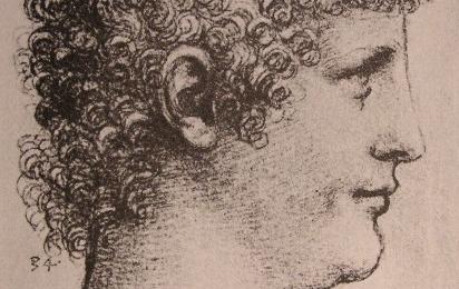 Leonardo da Vinci's pupil – Salai