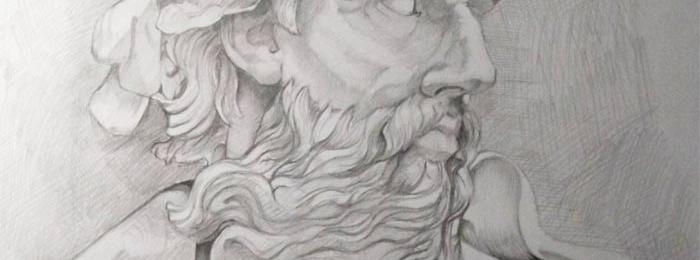 Drawing by Felipe Wolff