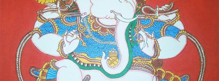 Artwork by Govind