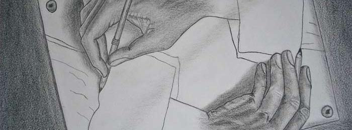 Drawing by Laith Nasr-eldin Abuarram