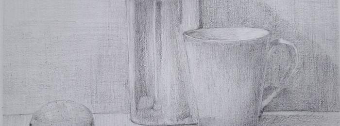 Constructive Drawing Critique – Still life