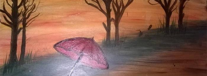 Artwork by Azka Batool