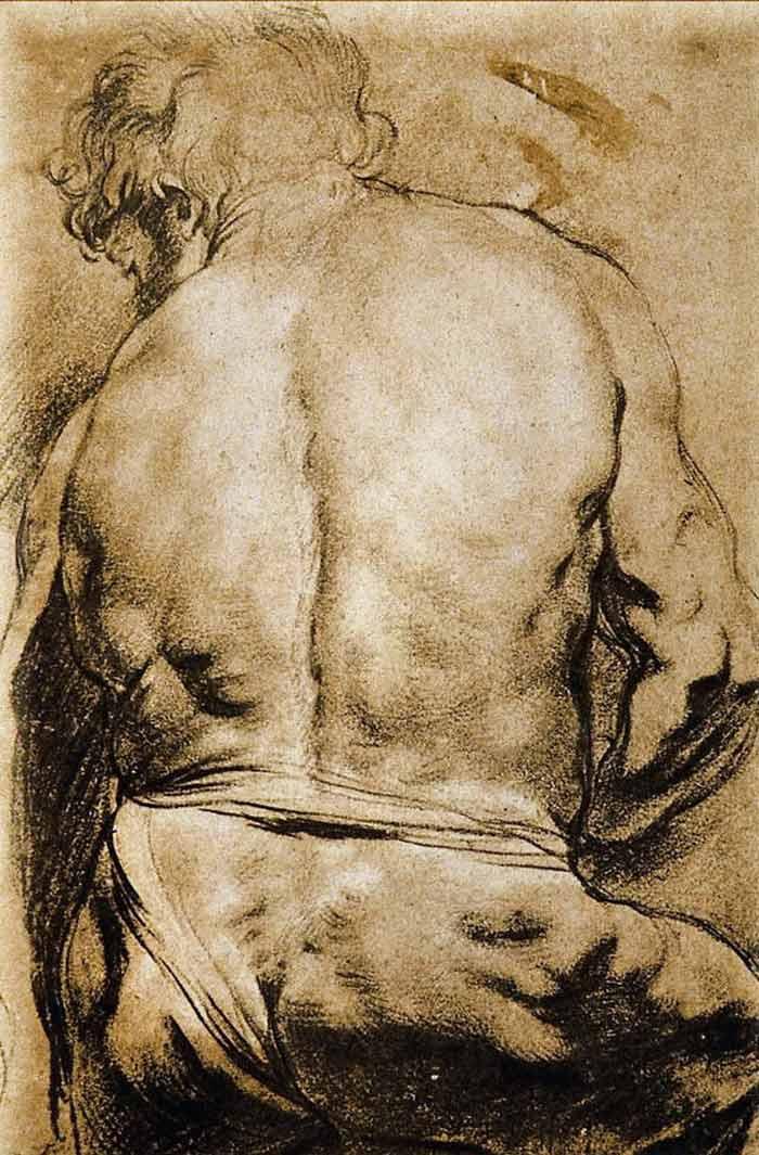 Rubens drawing