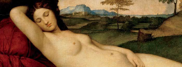 When Venus tells the Story of Art