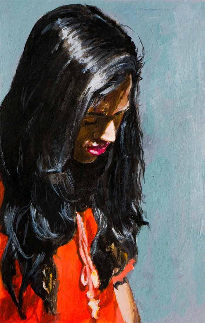 Portrait of Suvi